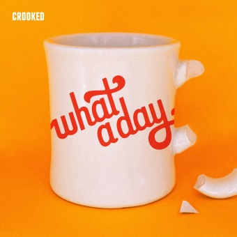 What A Day podcast artwork