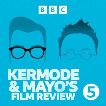 Kermode and Mayo's Film Review podcast artwork