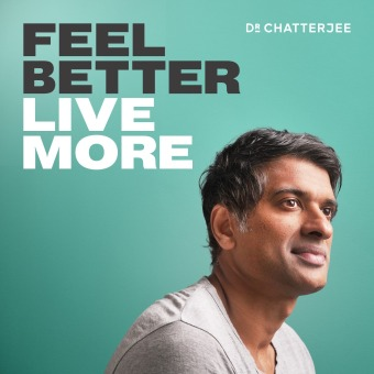 Feel Better, Live More with Dr Rangan Chatterjee podcast artwork