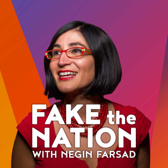 Fake The Nation podcast artwork