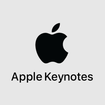 Apple Keynotes (HD) podcast artwork