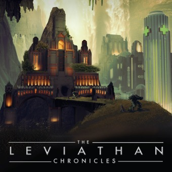 The Leviathan Chronicles podcast artwork