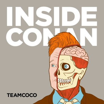 Inside Conan: An Important Hollywood Podcast podcast artwork