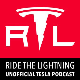 Ride the Lightning: Tesla Motors Unofficial Podcast podcast artwork
