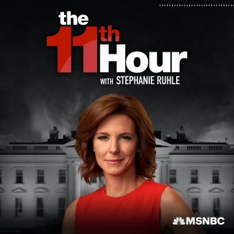 The 11th Hour with Brian Williams podcast artwork