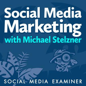 Social Media Marketing Podcast podcast artwork