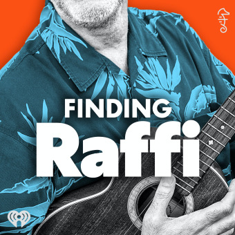 Finding Fred podcast artwork