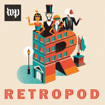 Retropod podcast artwork