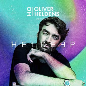 Oliver Heldens presents Heldeep Radio podcast artwork