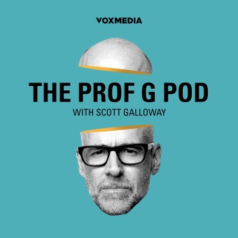 The Prof G Show with Scott Galloway podcast artwork