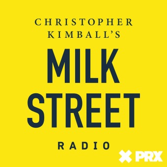 Christopher Kimball's Milk Street Radio podcast artwork
