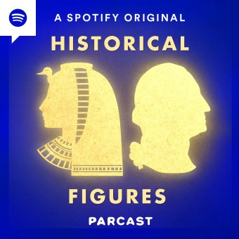 Historical Figures podcast artwork