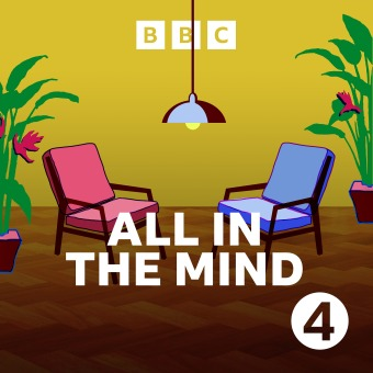 All in the Mind podcast artwork