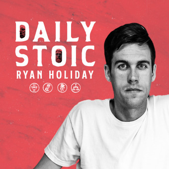 The Daily Stoic podcast artwork