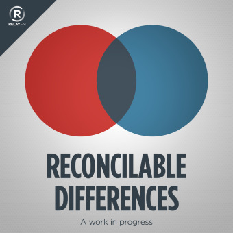 Reconcilable Differences podcast artwork