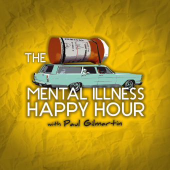 Mental Illness Happy Hour podcast artwork
