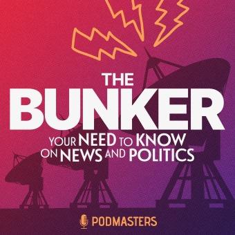 The Bunker podcast artwork
