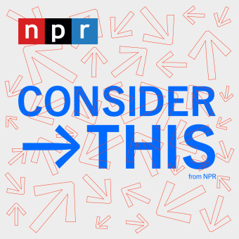 Consider This from NPR podcast artwork
