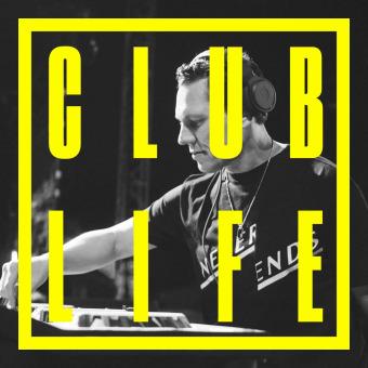 CLUBLIFE podcast artwork