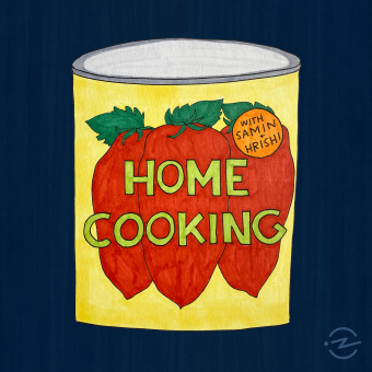 Home Cooking podcast artwork