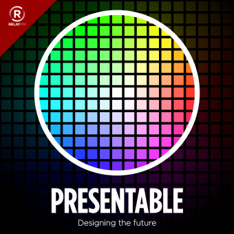 Presentable podcast artwork
