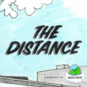 The Distance podcast artwork