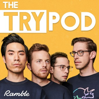 The TryPod podcast artwork