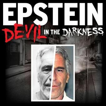 EPSTEIN: Devil in the Darkness podcast artwork