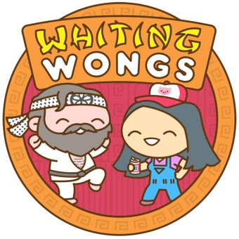Whiting Wongs with Dan Harmon and Jessica Gao podcast artwork