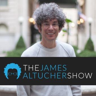 The James Altucher Show podcast artwork