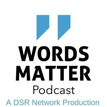 Words Matter podcast artwork