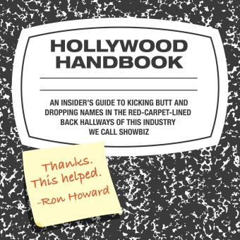 Hollywood Handbook podcast artwork
