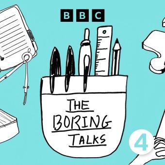 The Boring Talks podcast artwork