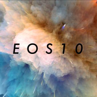 EOS 10 podcast artwork