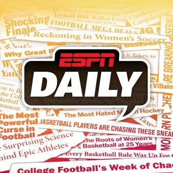 ESPN Daily podcast artwork