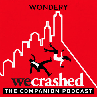 WeCrashed: The Rise and Fall of WeWork podcast artwork