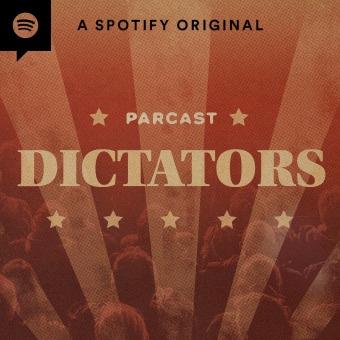 Dictators podcast artwork
