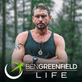 Ben Greenfield Fitness podcast artwork