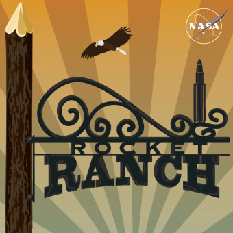 The Rocket Ranch podcast artwork