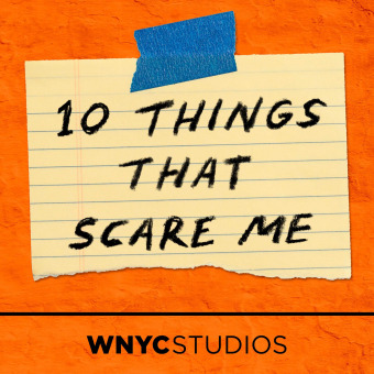 10 Things That Scare Me podcast artwork