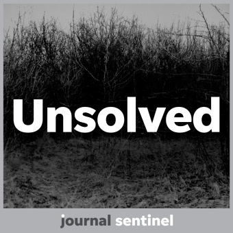 Unsolved podcast artwork