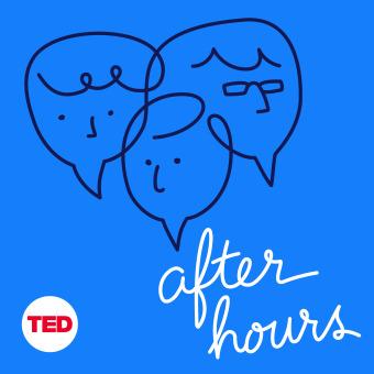 After Hours podcast artwork