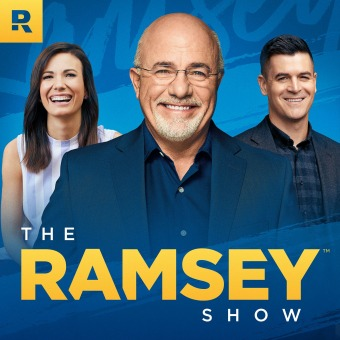 The Dave Ramsey Show podcast artwork