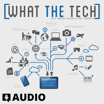What The Tech Podcast podcast artwork
