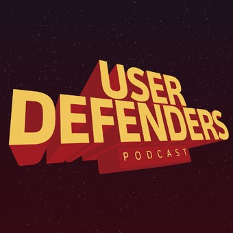 User Defenders: UX Design and Personal Growth podcast artwork