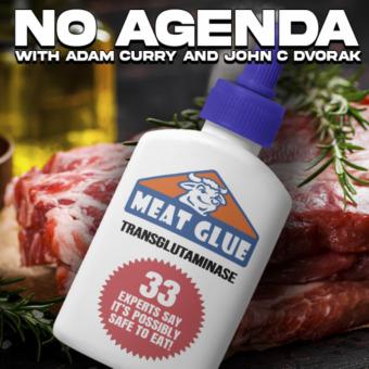 No Agenda podcast artwork