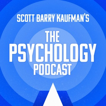 The Psychology Podcast with Scott Barry Kaufman podcast artwork