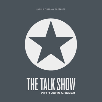 The Talk Show With John Gruber podcast artwork