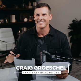 Craig Groeschel Leadership Podcast podcast artwork