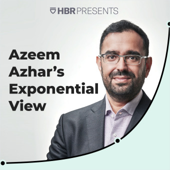 Exponential View with Azeem Azhar podcast artwork